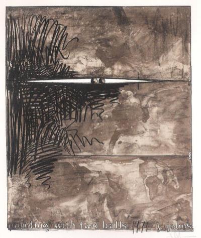 EPPH | Jasper Johns' Flag (Moratorium), (1969)