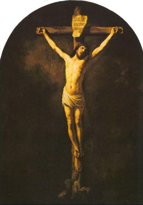 EPPH Rembrandt's Crucifixion (1631)