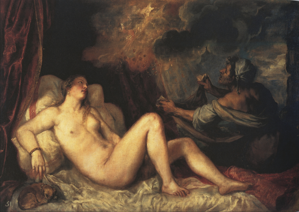 Aristotles Poetics and the Rise of the Modern Artist Titian and Tragic Painting