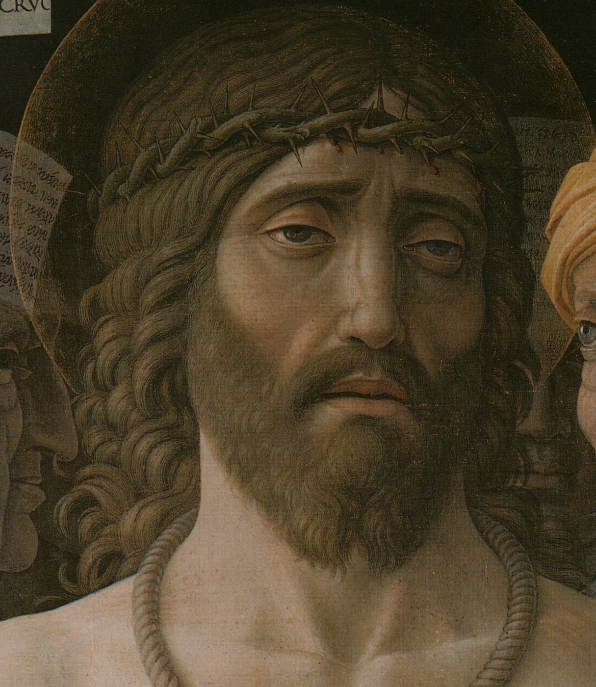 So while durer was explaining how he as an artist can become christ in