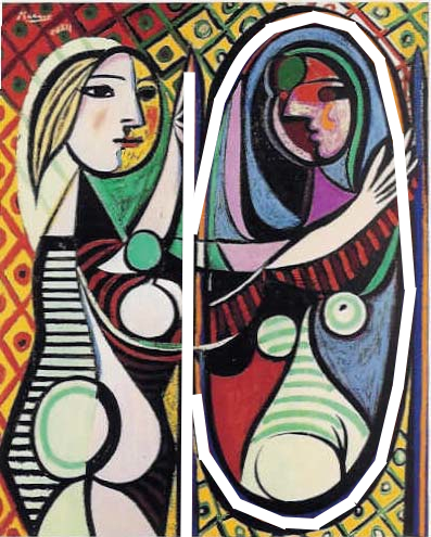Picasso Paintings Turned Into D Art