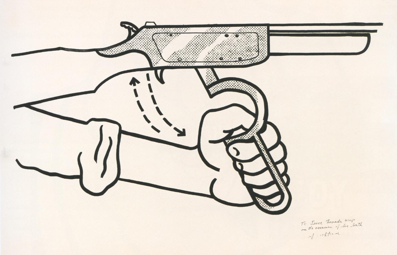 EPPH | Lichtenstein's Hand Loading Gun (1961)