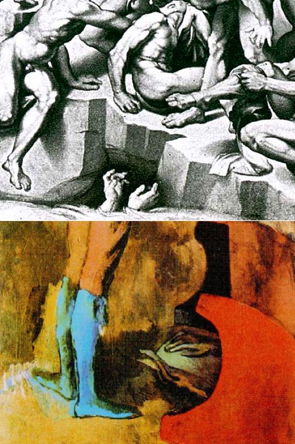 EPPH | Michelangelo's Battle of Cascina (1504)