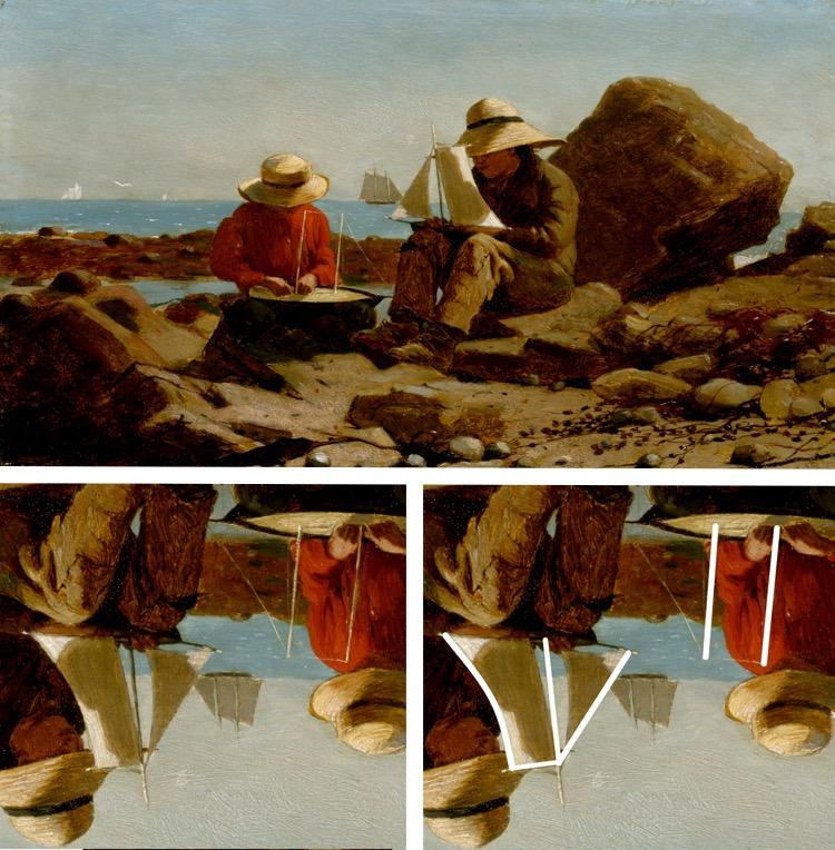 EPPH | Homer's The Boat Builders (1873)