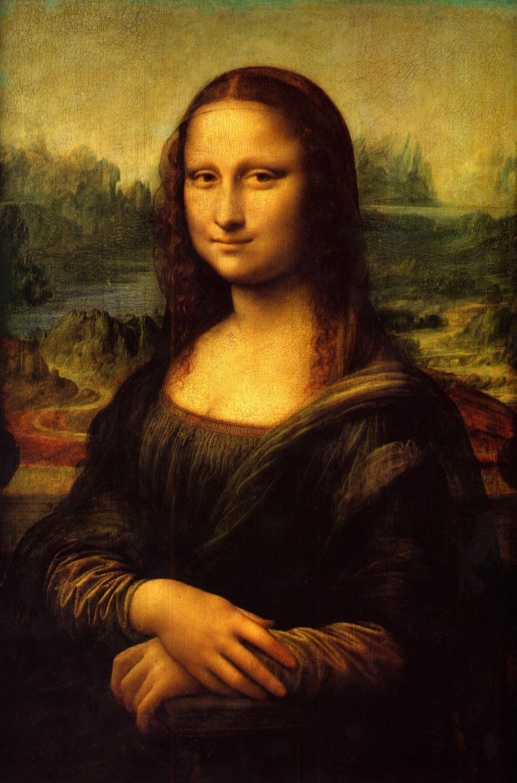 Mona Lisa - Wallpapers