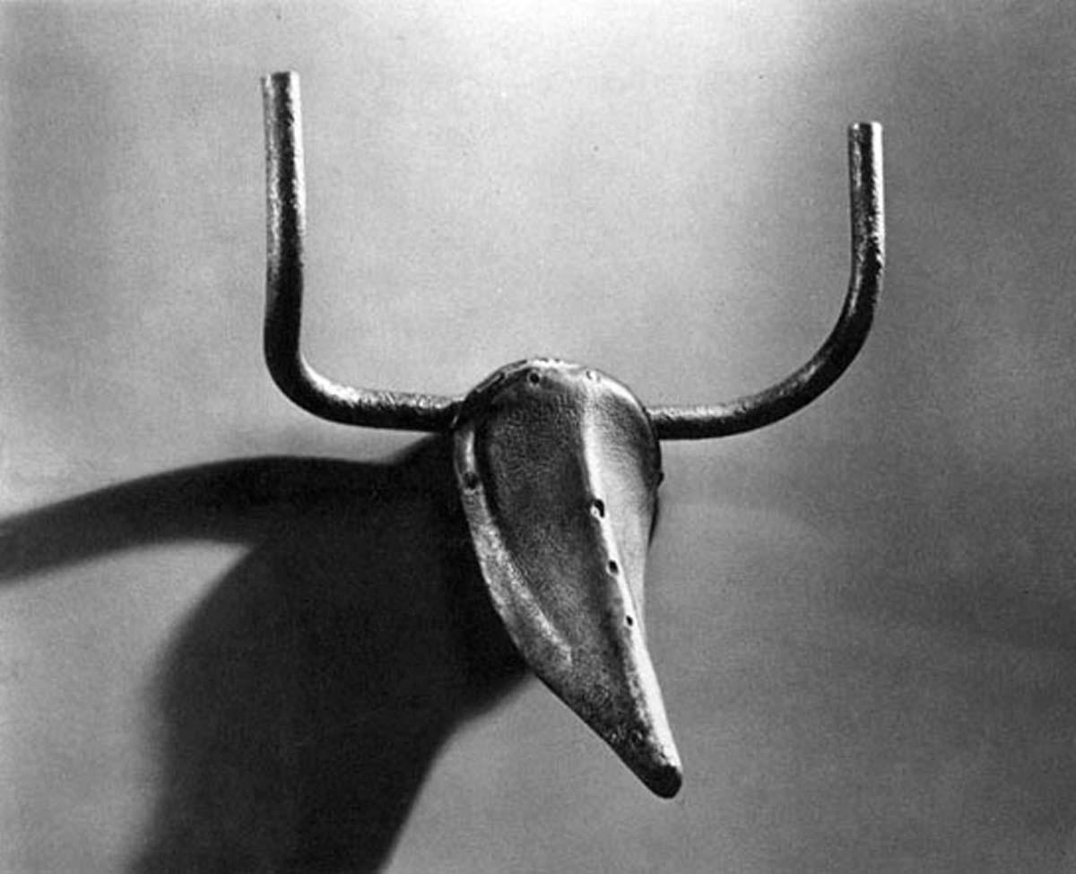 Beautiful EPPH | Picasso's Bull's Head (1942) FW49