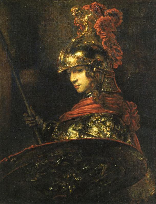 Rembrandt Paints Oil