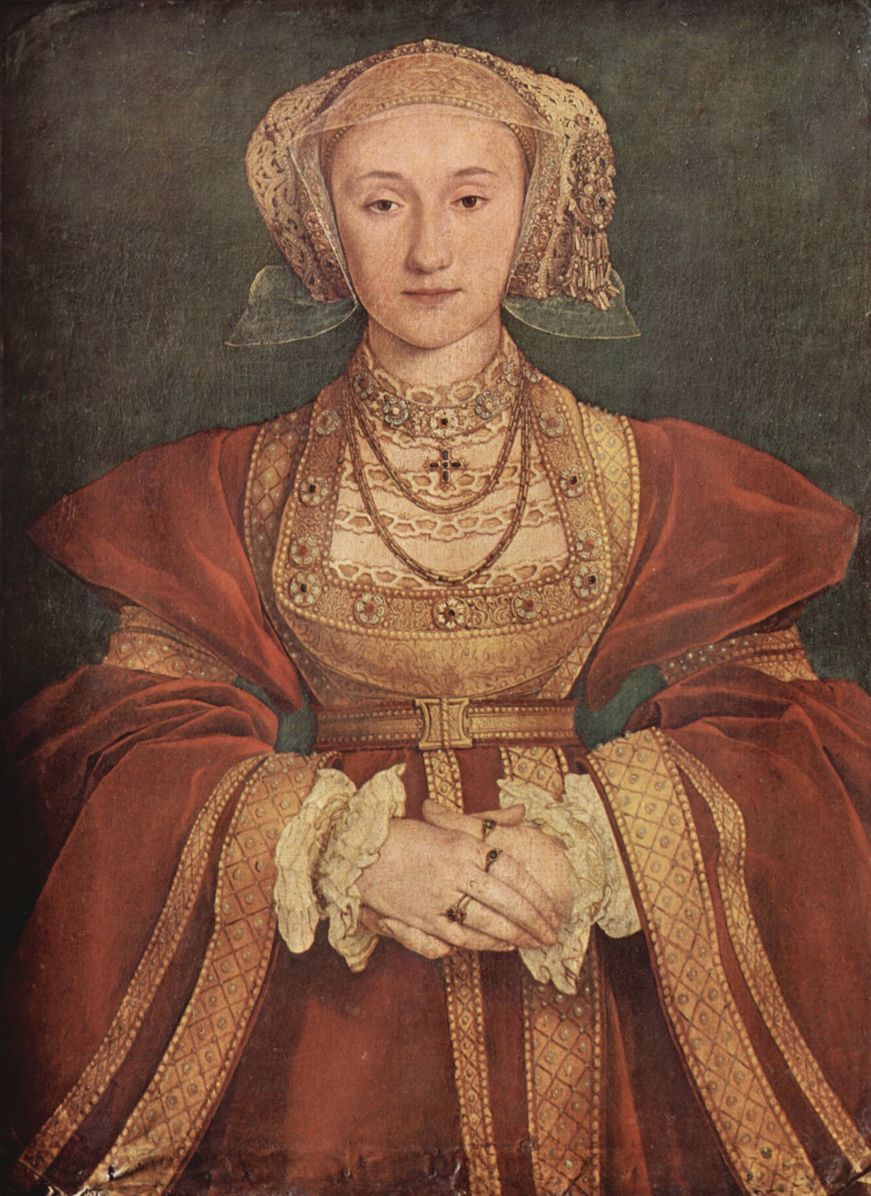 EPPH   Holbein's Anne of Cleves (c.1539)