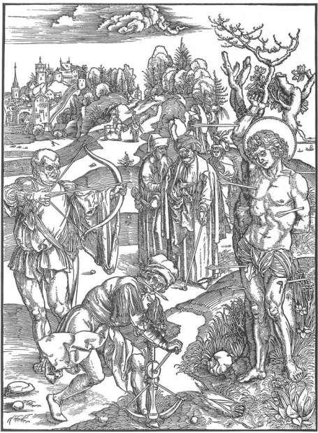 EPPH | Dürer's Martyrdom of St. Sebastian