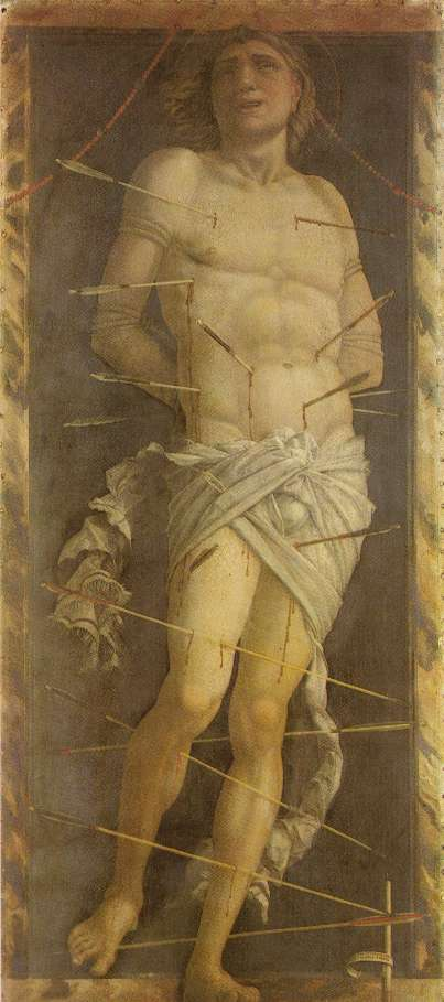 saint sebesation essay Saint sebastian sebastian was his full name because his last name is unknown saint sebastian was born in narbonne, gaul, but his parents were from milan, italy his exact birthday is.
