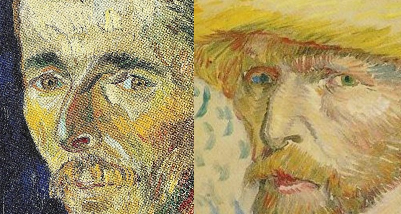 Portraits by Vincent van Gogh - Wikipedia