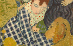 Bonnard's Women with a Dog (1891)