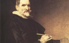 Velazquez's Juan Martinez Montanes (1636)