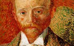 Van Gogh's Portrait of Alexander Reid (1887)