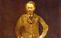 Manet's Self-Portrait with a Skull-Cap (1878-9)