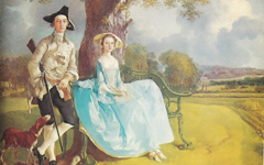 Gainsborough's Mr and Mrs Robert Andrews (c. 1748-9)