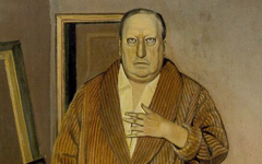 Balthus' Portrait of André Derain (1936)