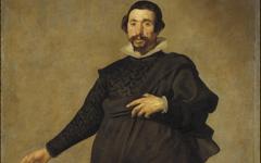 Velazquez's Pablo de Vallodolid (1636-7)