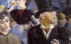 Manet's Café-Concert (1878)