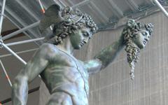 Cellini's Perseus (1545-54)
