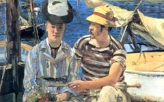 Manet's Argenteuil (1874)