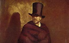 Manet's Absinthe Drinker (1858-9)