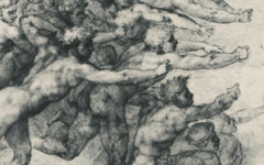 Michelangelo's Archers Shooting at a Herm (c.1530) Part 2