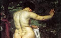 Courbet's Corpulent Bathers: A Postscript