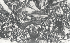 Titian's Battle of Cadore (1538-9)