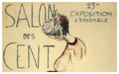 Bonnard's Salon des Cent (1896)