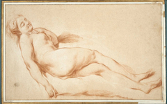 Boucher's Reclining Nude (1730's)
