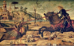 Carpaccio's St. George and the Dragon (1502)