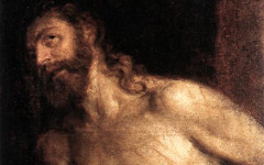 Titian's Christ Flagellated (c.1560)