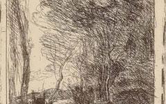 Corot's La Ronde Gauloise