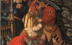 Cranach's Martryrdom of St. Barbara