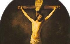 Rembrandt's Crucifixion (1631)