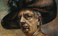 De Chirico's Self-Portrait (1954)