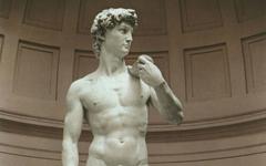 Michelangelo's David (1501-04)