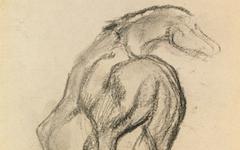 Degas' Galloping Horse (n.d.)