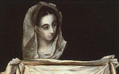 El Greco's Saint Veronica (c.1580)