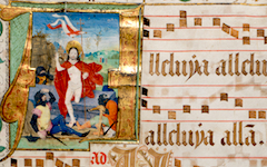 Anonymous Antiphony from Lausanne (c.1485-90)