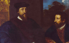 Titian's Images of Writing