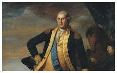 Peale's Portrait of George Washington (c.1780)