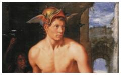 Goltzius' Mercury (1611-13)