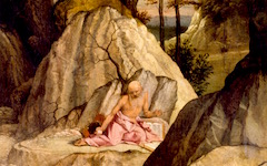 Lotto's St. Jerome (c.1506)