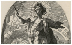 Goltzius' Apollo (1588)