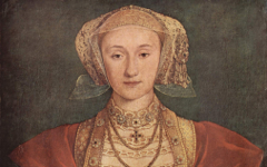 Holbein's Anne of Cleves (c.1539)