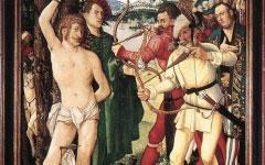 Hans Baldung Grien's St. Sebastian Altarpiece (1507)