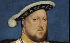 Holbein's Portrait of Henry VIII (c.1537)