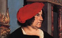 Holbein's Jakob Meyer zum Hasen (1516)